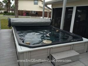 E2E Swim Spa Cover  Florida
