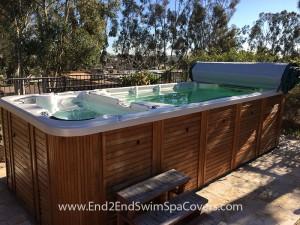 E2E Swim Spa Covers California